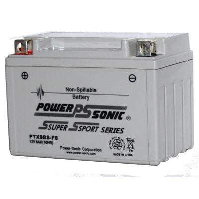 Factory Activated AGM PowerSport Battery