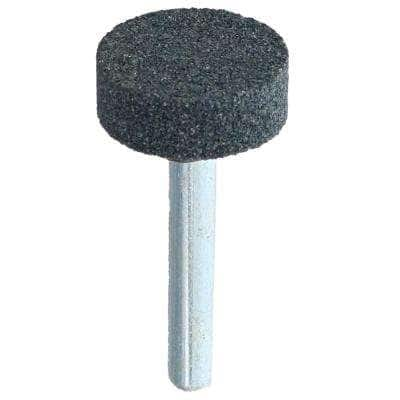 1 in. x 3/8 in. Wheel-Shaped Grinding Point