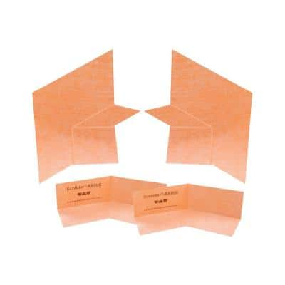 Kerdi-Kers-B Bench/Neo-Angle Waterproofing Corner Kit