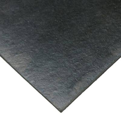 Neoprene Commercial Grade 60A - 3/8 in. Thick x 6 in. Width x 12 in. Length - Rubber Sheet (3-Pack)