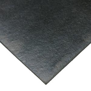 Neoprene Commercial Grade 60A - 1 in. Thick x 48 in. Width x 36 in. Length - Rubber Sheet
