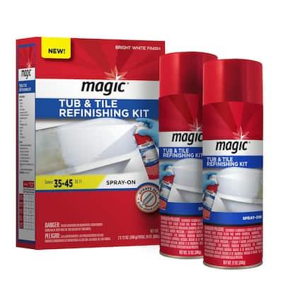 24 oz. Tub and Tile Refinishing Kit - Spray