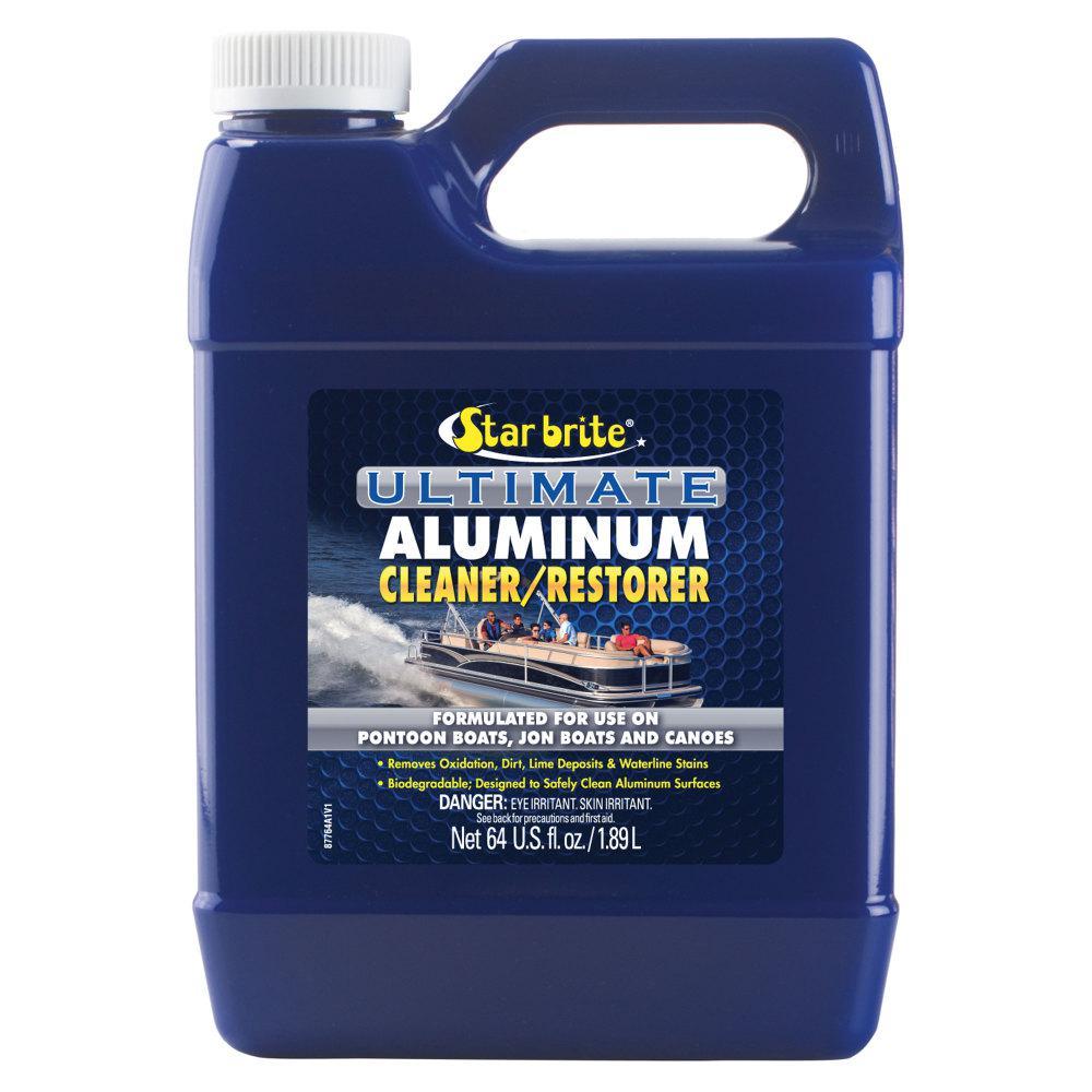 Ultimate Aluminum Cleaner/Restorer - 64 oz.