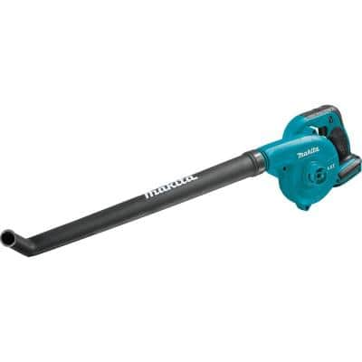 116 MPH 91 CFM 18-Volt LXT Lithium-Ion Cordless Floor Blower (Tool-Only)