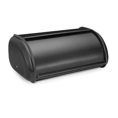 Deluxe Bread Bin in Black