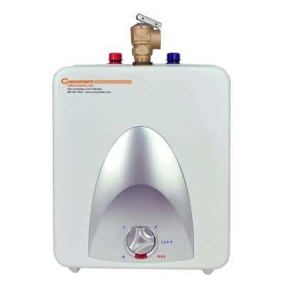 CMT Mini Tank 1.3 Gal. 1440-Watt 120-Volt Point of Use Electric Water Heater