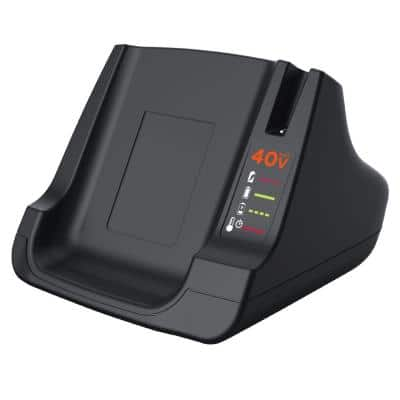 40-Volt Max Lithium Ion Battery Charger