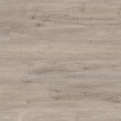 Take Home Sample - Woodland Urban Oak Rigid Core Luxury Vinyl Plank Flooring 7 in. x 12 in.