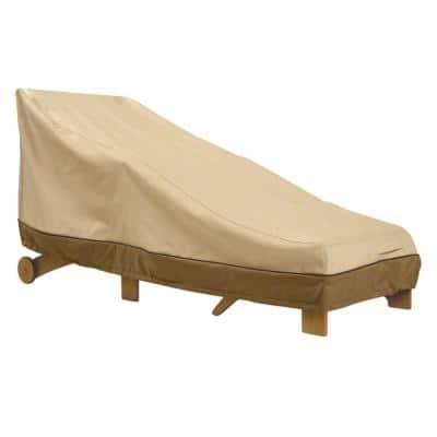 Veranda Large Patio Chaise Cover