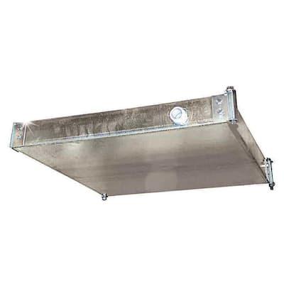 20 gal. Galvanized Steel Water Heater Wall Mounted Platform