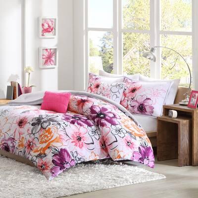 Ashley Floral Comforter Set