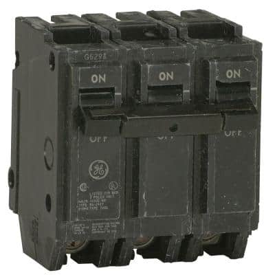 Q-Line 70 Amp 3 in. Triple-Pole Circuit Breaker