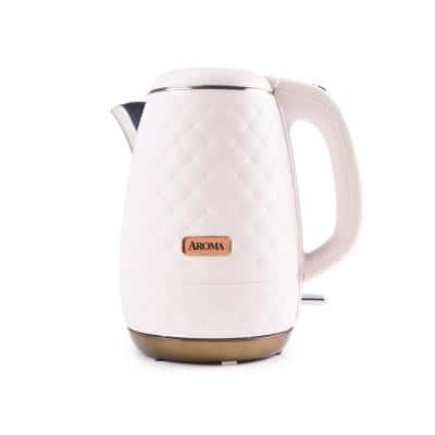 Professional 7-Cup Pink Water Kettle