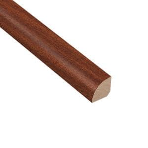 Chicory Root Mahogany 3/4 in. Thick x 3/4 in. Wide x 94 in. Length Quarter Round Molding