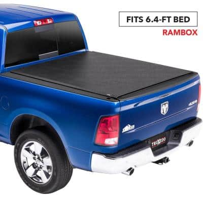 Lo Pro 12-18 (19 Classic) Ram 1500/12-19 2500/3500 6 ft. 4 in. Bed Tonneau Cover with RamBox