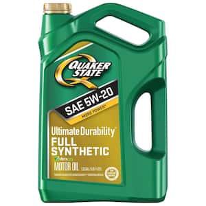 Quaker State SAE 5W-20 Full Synthetic Motor Oil - 5 Qt.