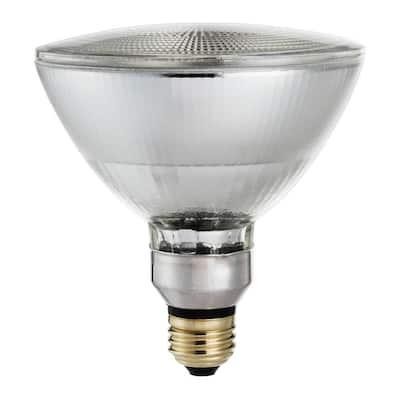 39-Watt Equivalent Halogen PAR38 Dimmable Indoor/Outdoor Floodlight Bulb