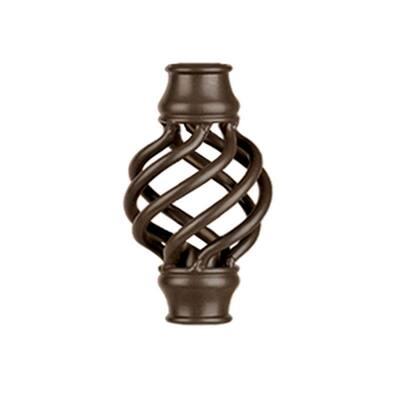 Bronze Basket Centerpiece
