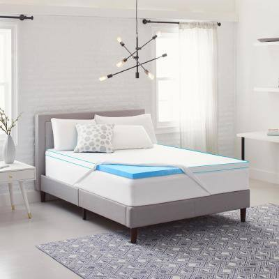 Polyester California King Mattress Topper Cover