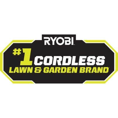 16 in. One+ 18-Volt Lithium-Ion Hybrid Walk Behind Push Lawn Mower - Two 4.0 Ah Batteries/Charger Included