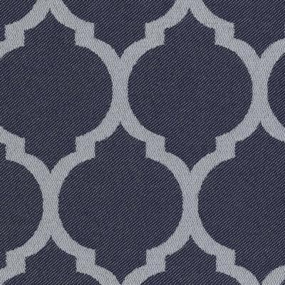 Universal CushionGuard Midnight Trellis Deep Seat Slipcover Set