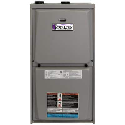 66,000 BTU 96% 2-Stage Variable Speed Upflow and Horizontal Gas Furnace