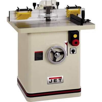 JWS 5 HP 1 Ph Industrial Shaper