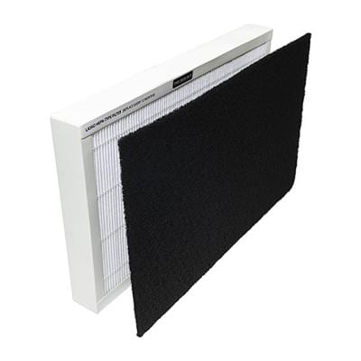 """13.6"""" x 8.5"""" x 1.8"""" Replacement Filter for Pure Silver Air Purifier"""