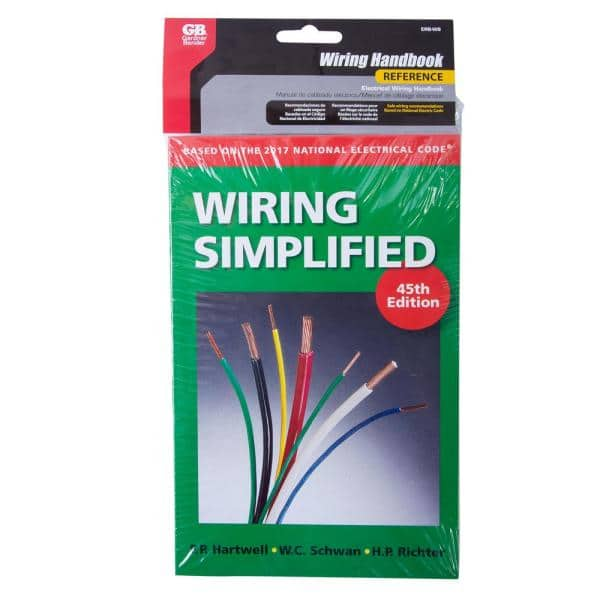 Wiring Simplified 45th Edition, DIY Electrical Installation Guide-ERB-WS -  The Home DepotThe Home Depot