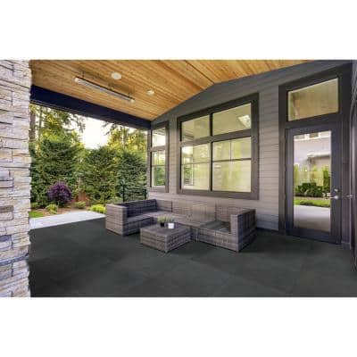 Montauk Blue 24 in. x 24 in. Gauged Slate Floor and Wall Tile (20 pieces/80 sq. ft./Pallet)