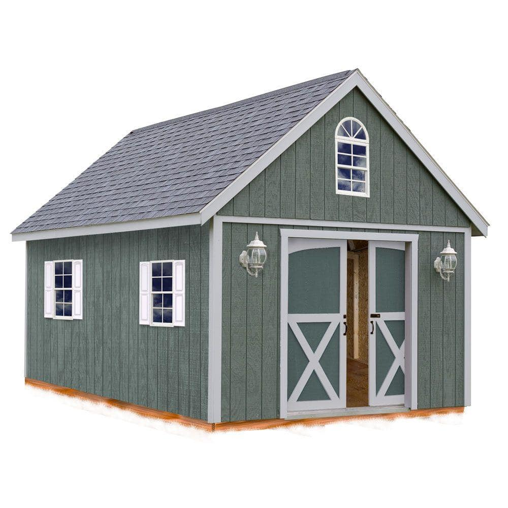 Best Barns Belmont 12 Ft X 20 Wood