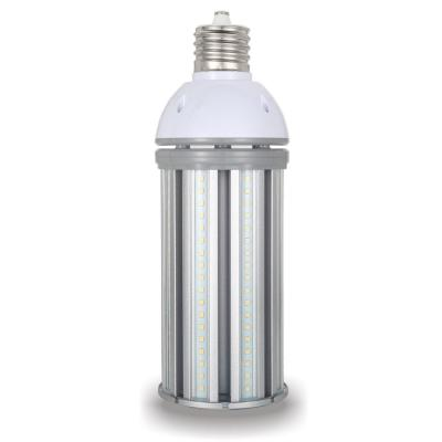 250-Watt Equivalent 54-Watt Corn Cob ED28 HID LED High Bay Bypass Light Bulb Mog 120-277-Volt Cool White 4000K