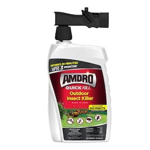 Quick Kill 32 oz. Outdoor Insect Killer Ready-To-Spray