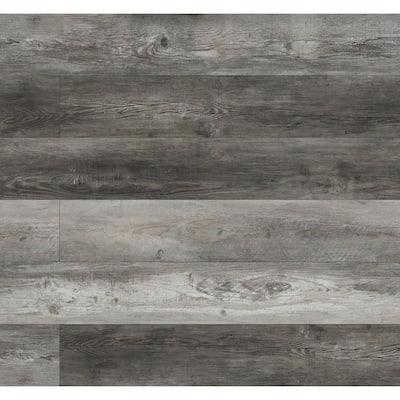 Woodland Ripton 7.13 in. W x 48.03 in. L Click Lock Luxury Vinyl Plank Flooring (23.77 sq. ft./Case)
