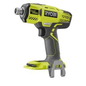 ONE+ 18V Cordless 1/4 in. Hex QuietSTRIKE Pulse Driver (Tool-Only) with Belt Clip
