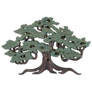23.5 in. x 37.5 in. Ancient Tree of Life Wall Sculpture