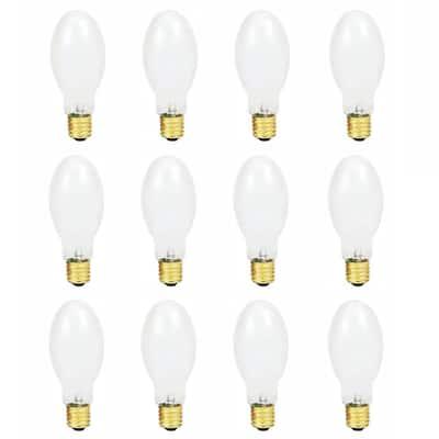 175-Watt ED28 HID Mercury Vapor Light Bulb (12-Pack)