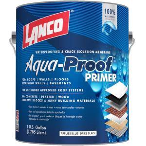 1 Gal. Aqua-Proof Roof Primer Membrane Designed for Multi-Surface Waterproofing Applications