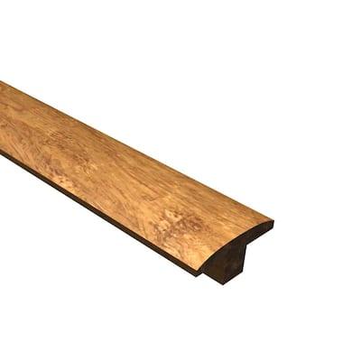 Mocha 25/32 in. T x 2 in. W x 72 in. L Solid Bamboo T-Molding