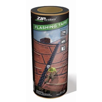 12 in. x 50 ft. ZIP System Linered Flashing Tape