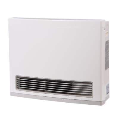 24,000 BTU Natural Gas Vent-Free Fan Convector
