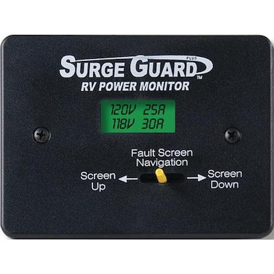 Hardwire Surge Guard Remote Power Monitor