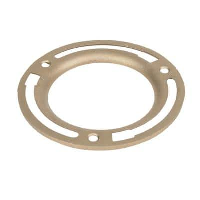 Brass Replacement Flange Ring