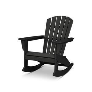 Grant Park Plastic Patio Rocking Adirondack Chair Outdoor