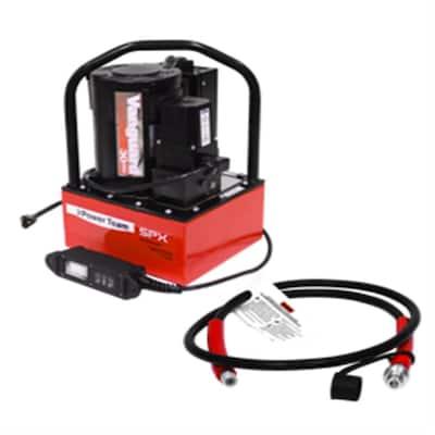 SHR Hydaulic Power Unit and Hose Kit Strut Cutter
