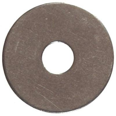 """Stainless Fender Washer (1/4"""" x 1-1/2"""")"""