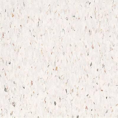 Excelon Multi 12 in. x 12 in. Jubilee White Vinyl Tile Flooring (45 sq. ft. / case)
