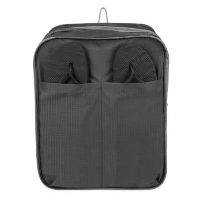 Expandable Charcoal Packing Cube