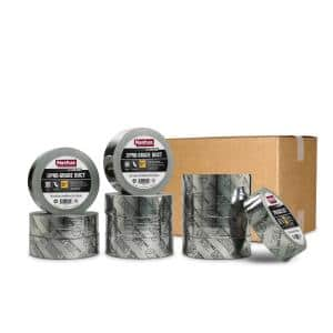 1.89 in. x 60 yd. 558CA Pro-Grade UL Listed Duct Tape (12-Pack)