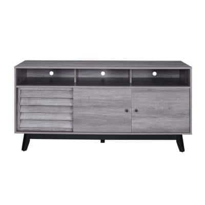 Gammon Gray 60 in. TV Stand